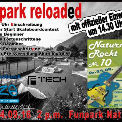 Funpark Reloaded mit Nat.Rockt
